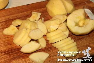 carskiy yablochniy pirog 07 Царский яблочный пирог