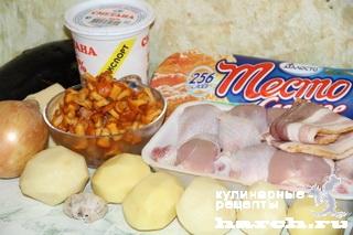gorshochki s kurinimi nogkami po knyagesky 02 Горшочки с куриными ножками по княжески