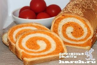 hleb s tomatom 141 Хлеб с томатом