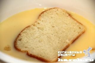 Хлебная запеканка с мясным фаршем и капустой по-датски