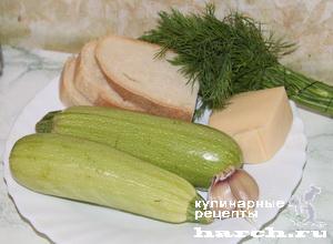 Сырный салат с сухарной крошкой – кулинарный рецепт