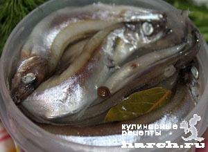 как приготовить рыбу в тузлуке