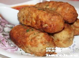 Колбаски свиные с картофелем по-армянски