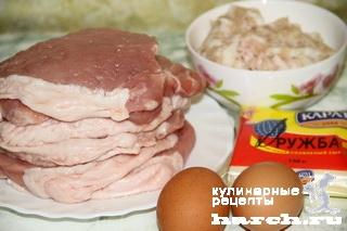 kotleti svinie vostorg 02 Котлеты свиные Восторг