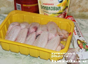 kurinie krilishki po studencheski 8 Куриные крылышки по студенчески