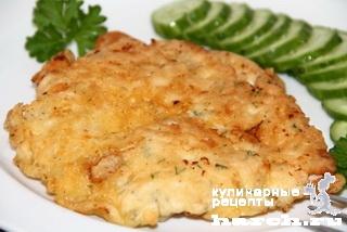kurinie otbivnie s sirom 10 Куриные отбивные с сыром