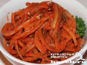 Лук закусочный в томатном соусе