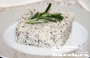 Маковый рис