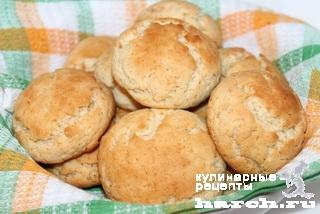 Медовое печенье на сметане