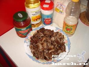 opyata marinovanie v tomatnom souse 02 Опята, маринованные в томатном соусе