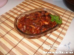opyata marinovanie v tomatnom souse 09 Опята, маринованные в томатном соусе