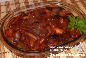 opyata marinovanie v tomatnom souse 10 Опята, маринованные в томатном соусе
