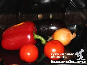 Овощная шашлычная приправа