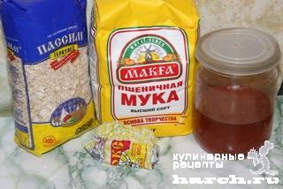 """Овсяный хлеб """"Здравушка"""""""