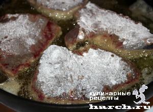 Печень по-берлински