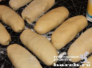 Пирожки на майонезе