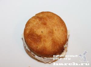 """Пирожное """"Бонапарт"""""""