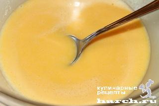 plushki s yablokami i sgusgenkoy 04 Плюшки с яблоками и сгущенкой