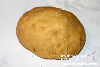 plushki s yablokami i sgusgenkoy 05 Плюшки с яблоками и сгущенкой