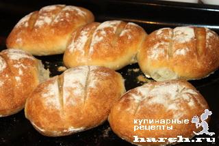 Полковничьи булочки