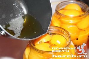 Помидоры, маринованные с маслом