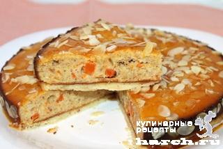 Португальский тыквенный пирог