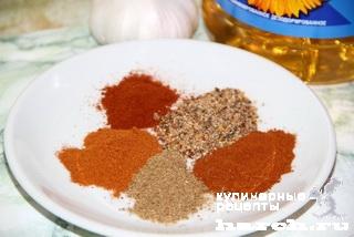 Приправа для корейских салатов