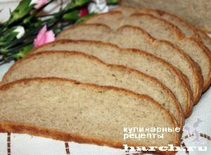 """Ржаной хлеб """"Селяночка"""""""