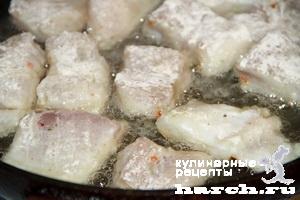 Рыбное рагу с картофелем
