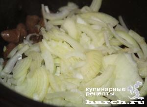 serdechki tushenie s solenimi ogurcami po mihailovski 2 Сердечки, тушеные с солеными огурцами по михайловски