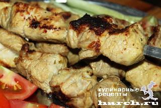 shashlik v gorchichnom marinade 5 Шашлык в горчичном маринаде