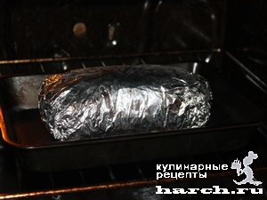 sheika zapechenaya v folge 6 Шейка, запеченная в фольге