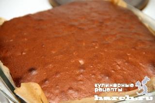 shokoladnie pirognie s mindalem brounise 10 Шоколадные пирожные с миндалем Брауниз
