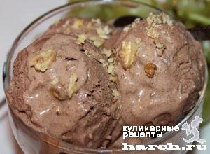 shokoladnoe morogenoe 51 Шоколадное мороженое