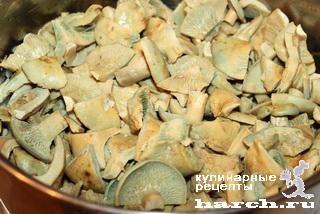 Солянка грибная консервированная