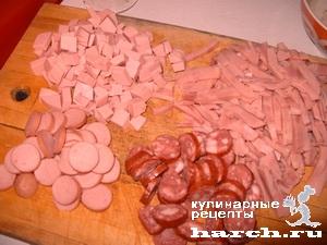 solyanka sbornaya myasnaya 05 Солянка сборная мясная