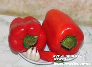 Соус из сладких перцев по-тайски