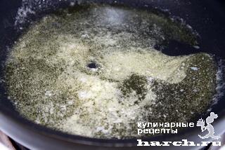 Соус из зеленого горошка