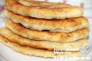 рецепт жареные пирожки с картошкой на кефире