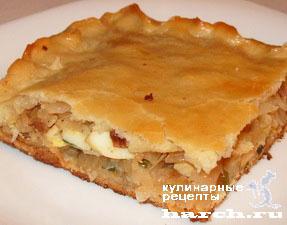 Пирог с капустой на кислом молоке рецепты189