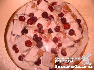 Торт панчо пошаговый рецепт с готовых коржей