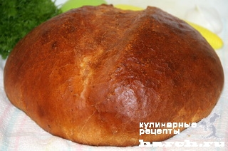 Творожный хлеб