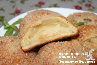 Яблочное печенье