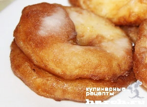 yabloki v klyare 81 Яблоки в кляре