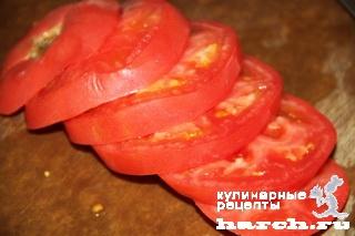 Закусочные помидоры с зернистой горчицей