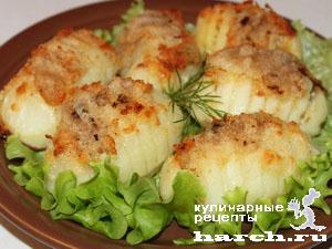zapecheniy kartofel gassel 81 Запеченный картофель Гассель